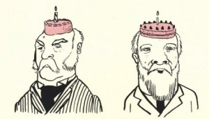 Cake Men