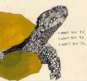 I Want You To Turtle