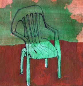 Keter Chair
