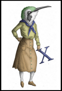 XisforXanthus